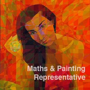 Maths + Painting || Representative